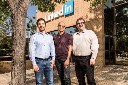¿Se está volviendo ñoño LinkedIn?