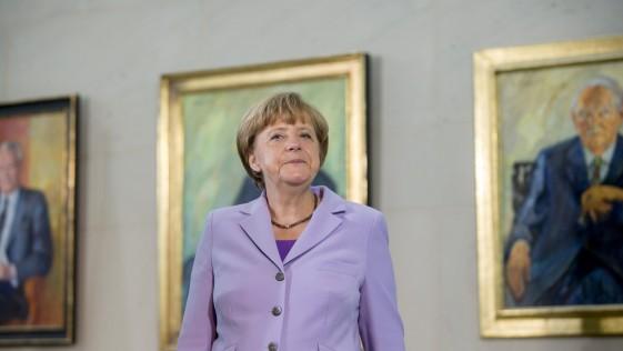 La era de Merkel