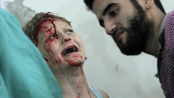 El horror que espanta a los sirios