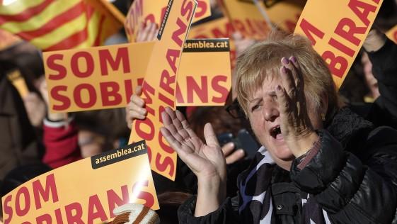 Lo de Cataluña, visto desde fuera