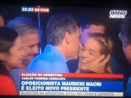 Macri deja en la estacada a la oposición venezolana
