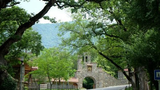 Monasterios georgianos