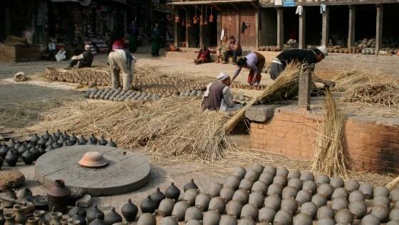 Bhaktapur, la joya del valle de Katmandú