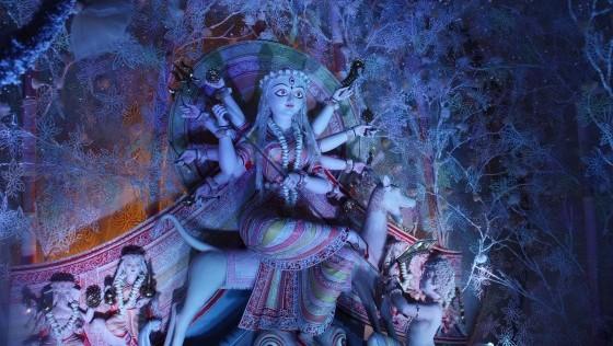 Durga Puya: así es la mayor fiesta del mundo