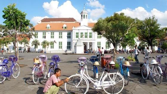 Yakarta, patria chica de Obama
