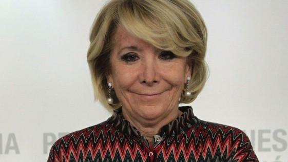 Las facturas partías y Esperanza Aguirre