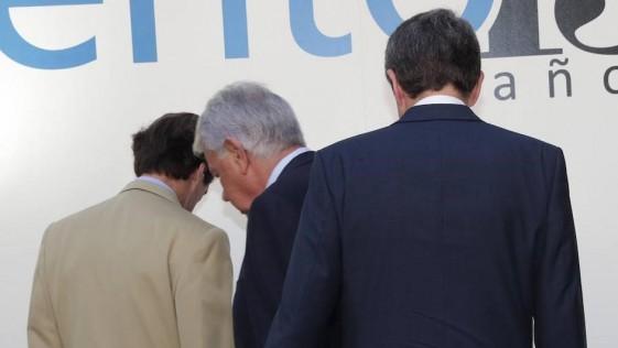 González, Aznar y Zapatero, esos jarrones chinos