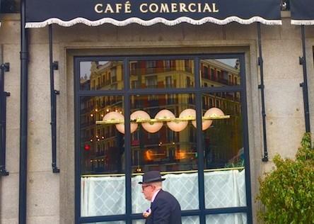 Buena noticia madrileña: vuelve el Comercial
