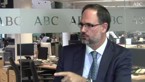Javier de Cendra: «El Derecho se ha hecho global sin dejar de ser nacional»