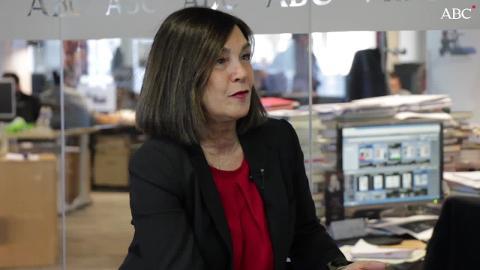 Charo Izquierdo: «La moda para España representa bastante: el 3% del PIB»