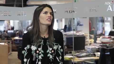 Rebeca Minguela: «Se subestima la capacidad de la gente con más edad para adaptarse»