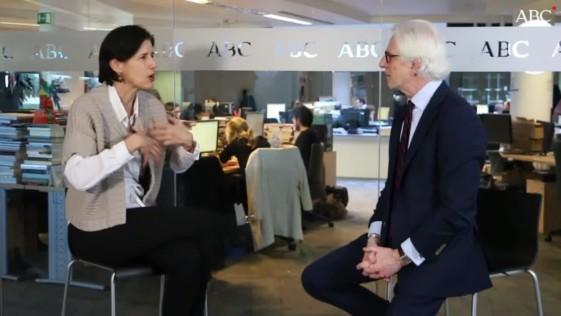 Teresa Martín-Retortillo: «Hay que buscar fórmulas para que los parados de 50 años sigan produciendo»