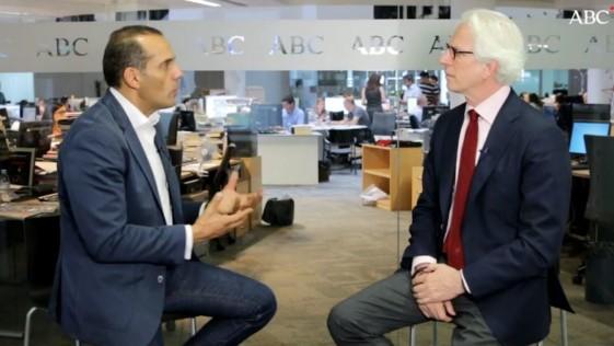 Juan Verde: «Me preocupa que Trump haya tomado decisiones egocéntricas pensando solo en clave política»
