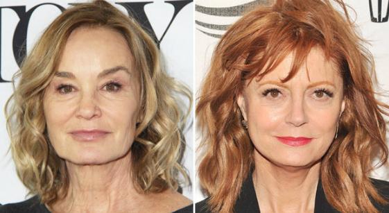 Feud, la nueva serie que enfrenta a Jessica Lange y Susan Sarandon
