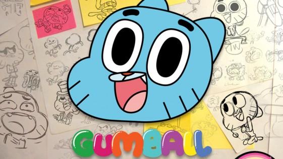 Gumball, una serie para niños de todas las edades