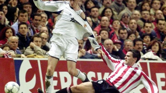 La mejor racha de victorias del Real Madrid en San Mamés