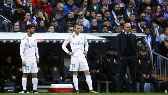 Algunos números de Gareth Bale y Marco Asensio