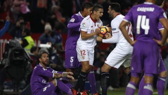 La racha nefasta del Real Madrid en el Sánchez Pizjuán