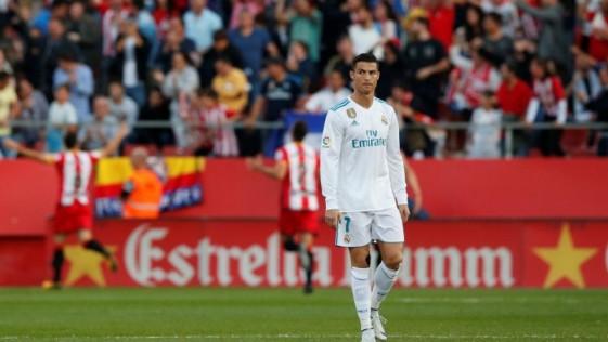 Regreso a Montilivi donde el Real Madrid fue derrotado el año pasado