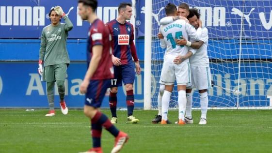 Sergio Ramos y «la cagada» de Éibar