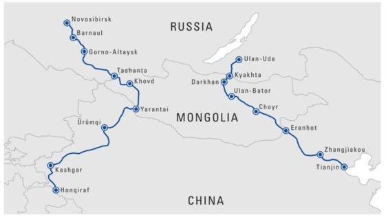 Mongolia and Trade Facilitation across Eurasia