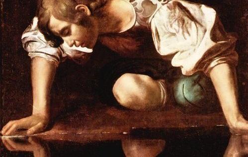 Narciso ante el espejo