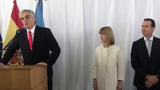 La voz de España en la Embajada de Argentina