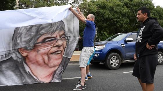 Moyano versus Macri