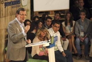La innegociable unidad de España, del PP y del PSOE