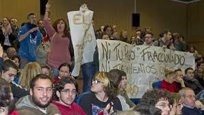 ¿Libertad para acosar a Rubalcaba?