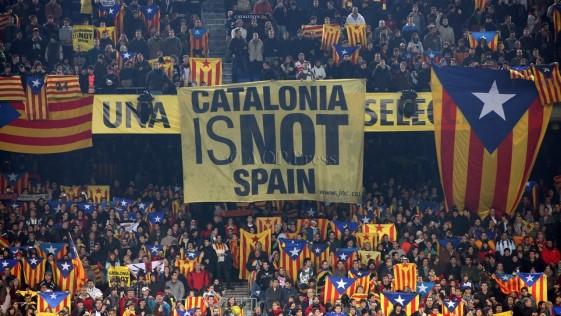 Cataluña no es Crimea