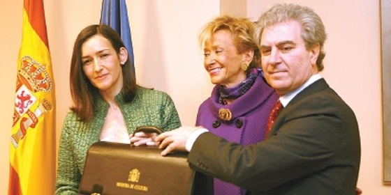 El Glamour según Zapatero