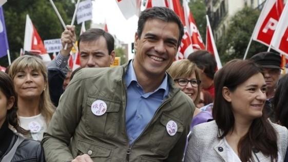 Sánchez quiere acabar con el Ejército