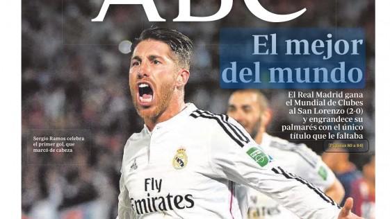 Dios es del Madrid, y también Alá