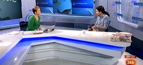 El prime time de Pablo Iglesias