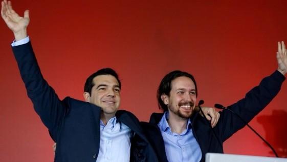 ¿Política? El suicidio griego es política