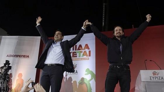 Si gana el chantaje griego