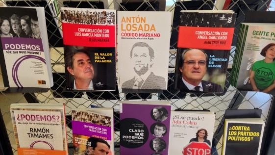 Una librería de izquierdas