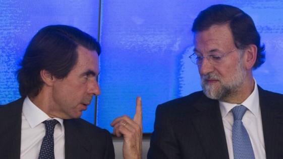 El quinto aviso de Aznar