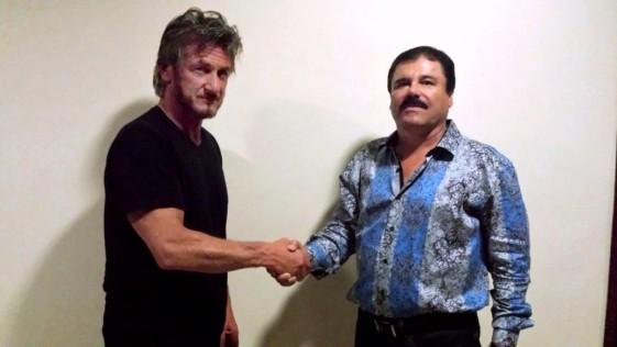 Sean Penn, el amigo de criminales y dictadores