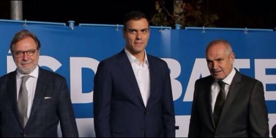 Una encuesta contra Pedro Sánchez