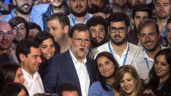 Rajoy, el mejor valorado