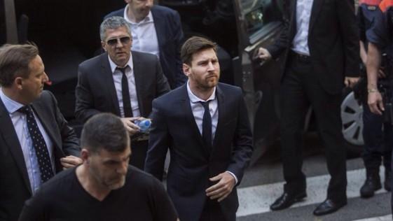 Lo de Messi, lo de Rita Barberá