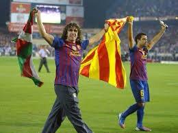 ¿Puede un jugador del Barça sentirse español?