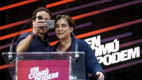 Ada Colau, Primera Independentista