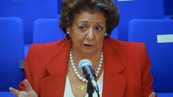 Rita Barberá, la víctima de una cacería