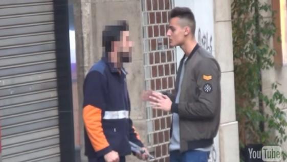 El bofetón más popular de España