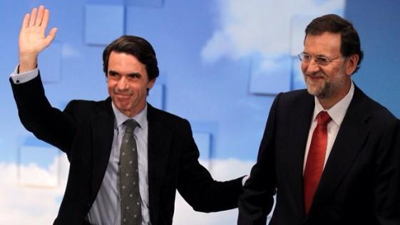 La bofetada de Aznar