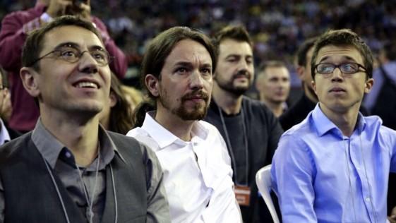 Ya no son felices en Podemos