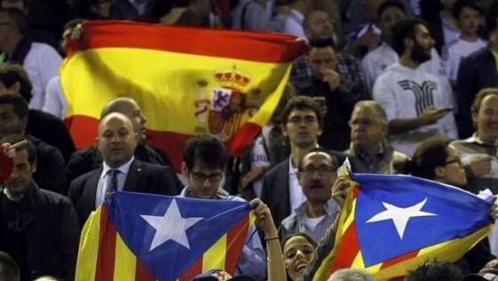 Los culés valientes del Calderón